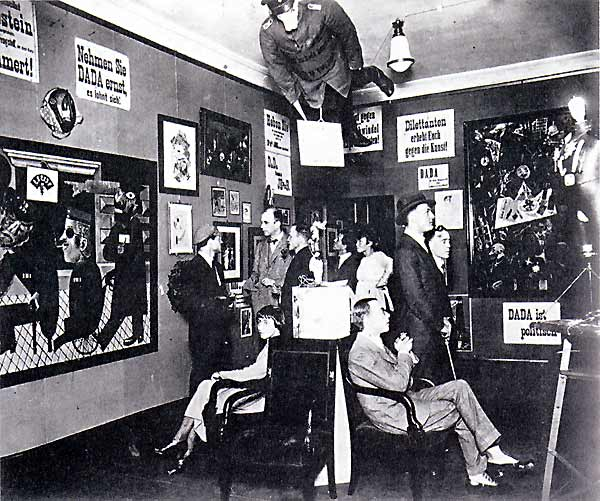First International Dada Fair, Berlin, June 1920