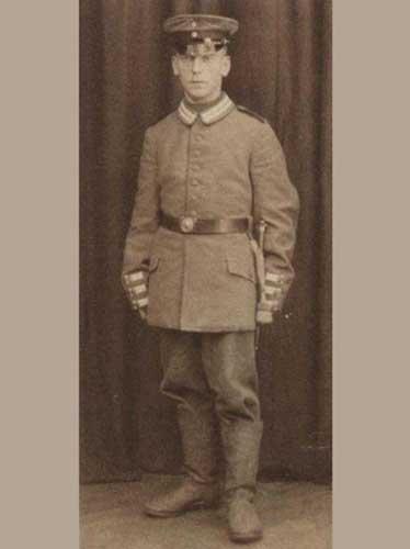 John Heartfield, Eyes Opened By WWI