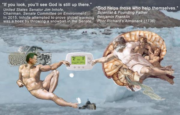 <em>God Helps Those With Common Sense</em><br />John J Heartfield