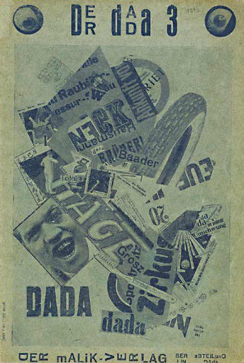 <em>Der Dada 3</em>, 1920