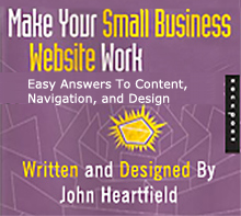 Best Book on building small business websites, great small business ideas and advice