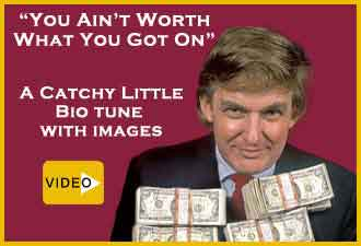 Donald Trump True Worth Revealed November Is Coming