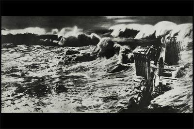 john heartfield political art antiwar masterpiece Nach Der Sindflut