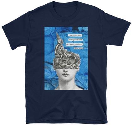 powerful political art t-shirt heartfield inspired reveal art