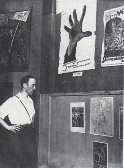 Heartfield Art in Moscow, 1931-1932