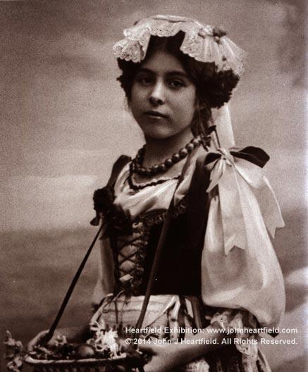 Helmut Herzfeld born of mother Alice Stolzenberg