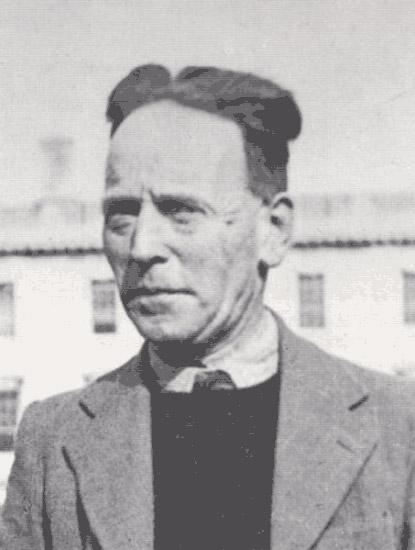 John Heartfield after English Internment, 1940