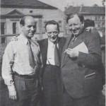 Herzfelde, Heartfield, Kersten, Prague, 1934