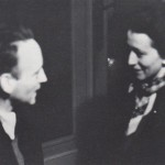 Heartfield and second wife Barbara, 1933