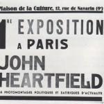 Heartfield Paris Exhibition Poster, 1935
