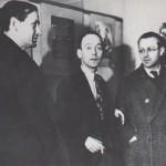 Heartfield, Regler, Tzara, Paris, 1935