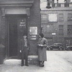 Heartfield and third wife, Gertrud, England, 1939