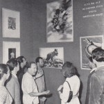 Heartfield Exhibition Crowd 1951