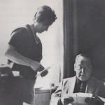 John and Gertrud Heartfield, 1968