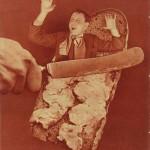 Heartfield Mocks Joseph Goebbels