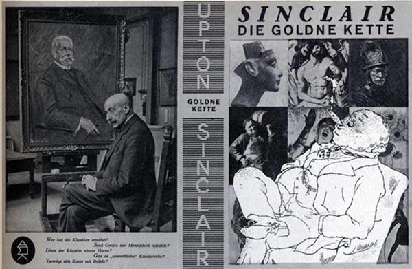 1928 Sinclair, Upton