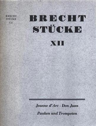 1959 Brecht, Bertolt