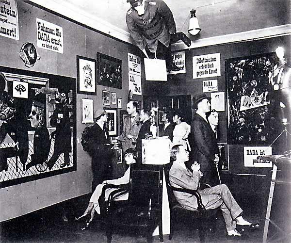 First International Dada Fair, Berlin, June 1920