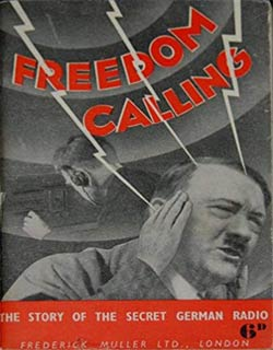 freedom calling book jacket john heartfield anti-nazi london art