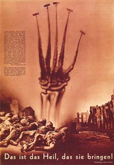 John Heartfield The Result Of Unconditional Fascist Acceptance