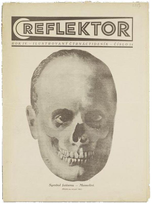 fascist ideology face of fascism (das gesicht des fascismus) REFLEKTOR