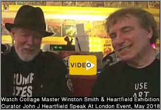 John Heartfield Grandson Telling John Heartfield Story
