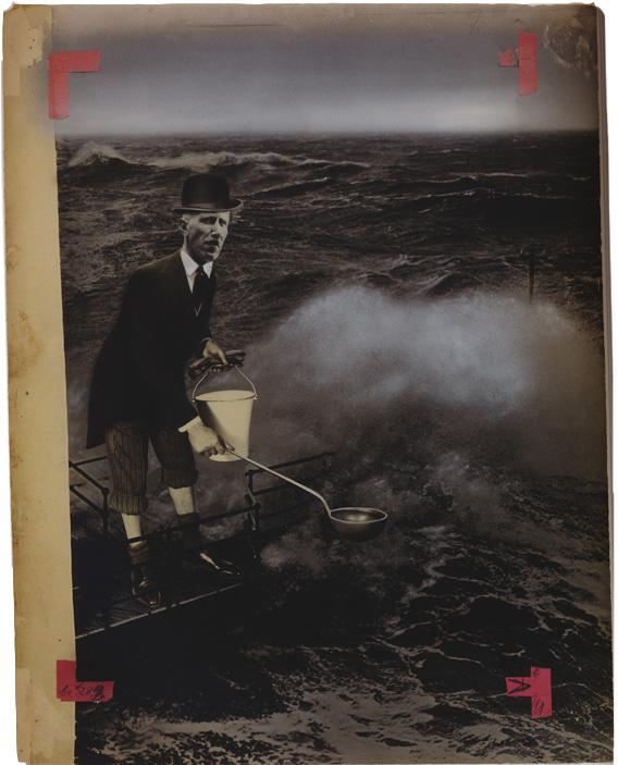 Tate Modern Political Art, John Heartfield's Bolshevik Swap