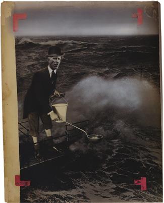 Tate Modern Political Art of John Heartfield's Bolshevik Swamp