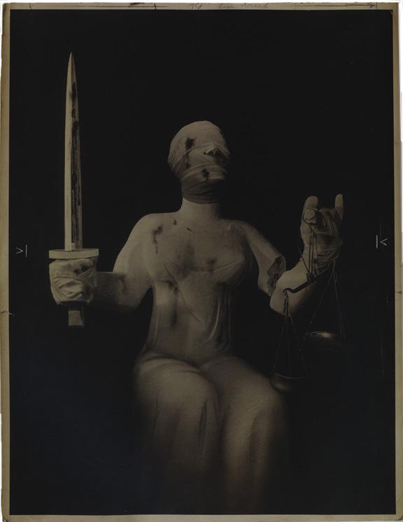 Tate Modern Political Art, John Heartfield's The Executioner