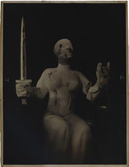 Tate Modern Political Art of John Heartfield's The Executioner
