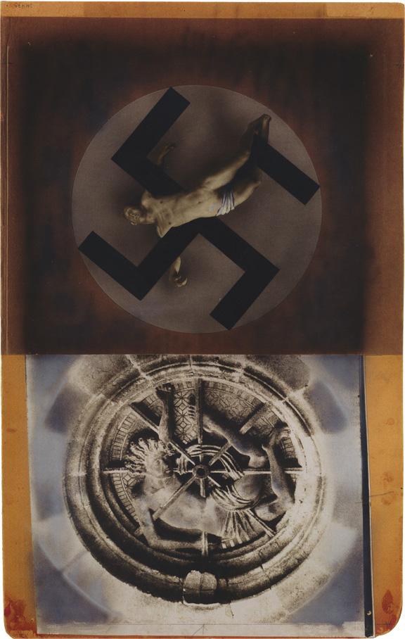 Tate Modern Political Art, John Heartfield's Middle Ages