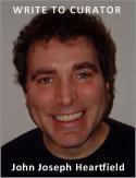 John J Heartfield Curator Author Educator Songwriter