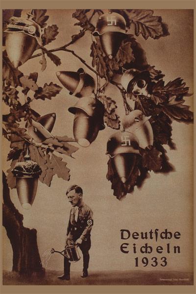 john heartfield art, Deutsch politische Kunst Poster zu verkaufen