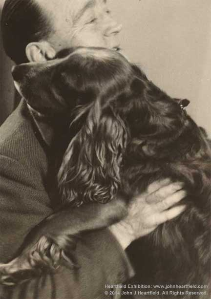 antiwar graphic design 1957 photo john heartfield