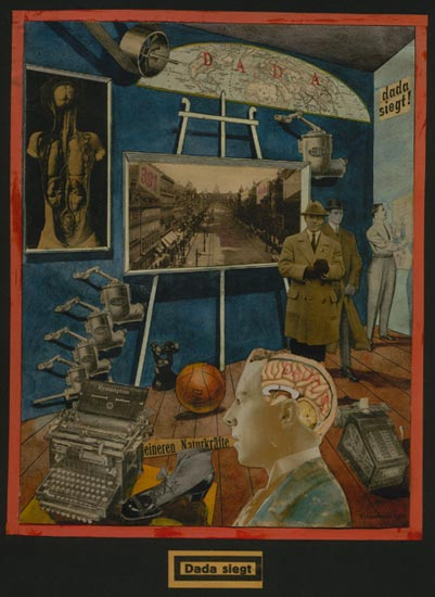 neue galerie exhibition catalog of german dada and political art
