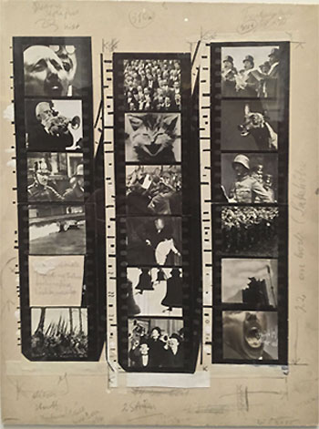 john heartfield german dada political art film strips