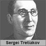 Sergei Tretyakov Quotes