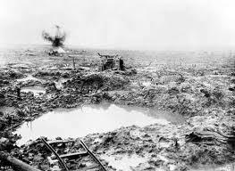 World War One Battleground