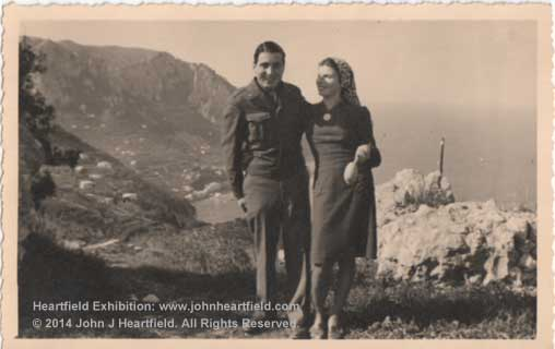 Tom George Heartfield and Lina A. Heartfield