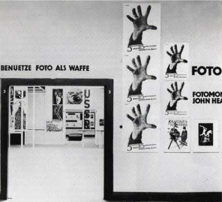 advertising history john heartfield film foto photo exhibit stuttgart 1929