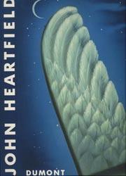 ww2 anti-fascist art John Heartfield, DUMONT Publishing