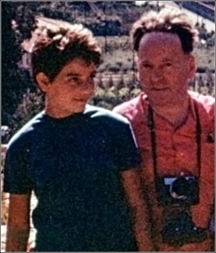 John Heartfield grandson John J Heartfield, Italy, 1960