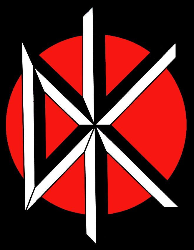 Punk Artist Winston Smith DK Logo