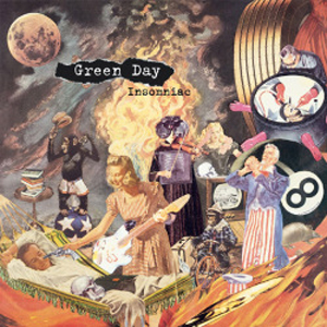 Green Day Album Cover Punk Artist Winston Smith