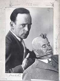 famous antifascist art antiwar artist john heartfield portrait