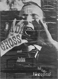 Famous Dada Artist John Heartfield