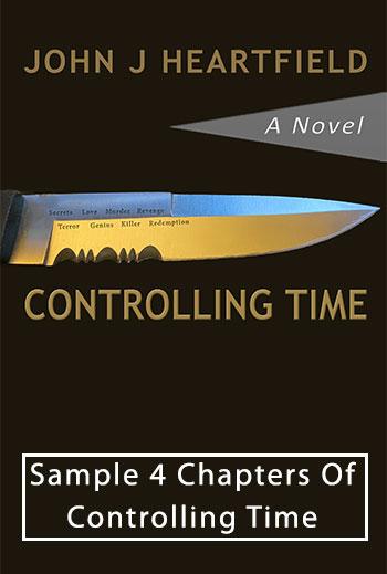 John Heartfield Novel Controlling Time